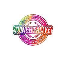 Tonight Alive  Photographic Print