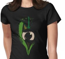 physalis ocula Womens Fitted T-Shirt