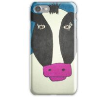Bovine Diva iPhone Case/Skin