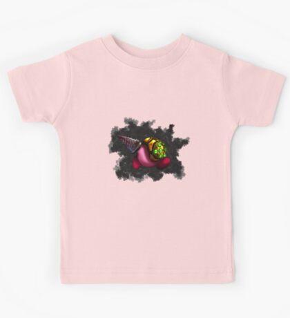 Bioshock Kirby Kids Tee