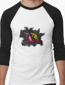 Bioshock Kirby Men's Baseball ¾ T-Shirt