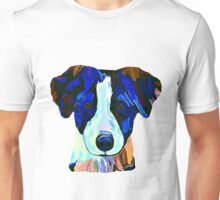 Another Colourful Collie Unisex T-Shirt