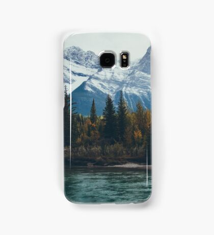 mountain river Samsung Galaxy Case/Skin