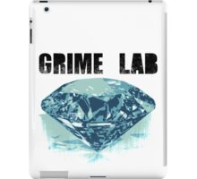 Grime Lab Diamonds iPad Case/Skin