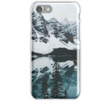 moraine lake iPhone Case/Skin