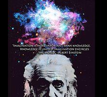 Einstein by silverFlame265
