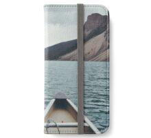 canoe trip iPhone Wallet/Case/Skin