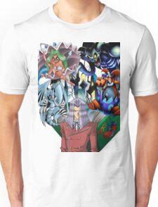 Yu-Gi-Oh - Pegasus Unisex T-Shirt