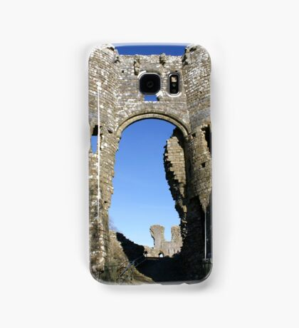 Castles of Wales, Welsh Castle, Ruins Samsung Galaxy Case/Skin