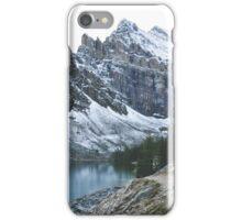 lake agnes path iPhone Case/Skin