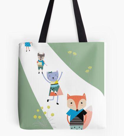 Way to skool Tote Bag