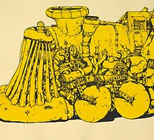 Horphé Illustration by ASHAITE