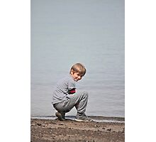 jules water background Photographic Print