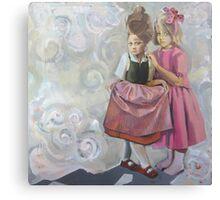 Girls I Canvas Print