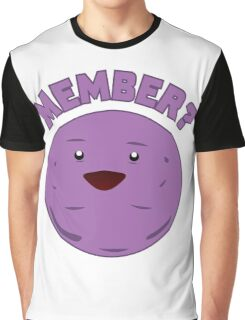 Member Berry Graphic T-Shirt