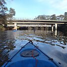 kayaking up the Canning by BigAndRed