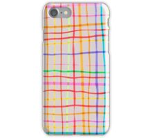squares in all colors iPhone Case/Skin
