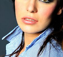 natascha portrait 2 by nadine henley
