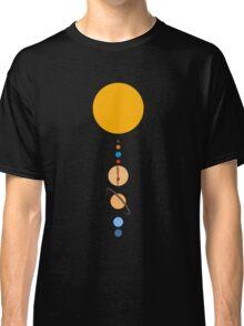 VECTOR SOLAR SYSTEM Classic T-Shirt