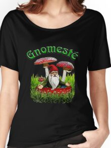 Gnomeste - WhatIf Design and More Women's Relaxed Fit T-Shirt