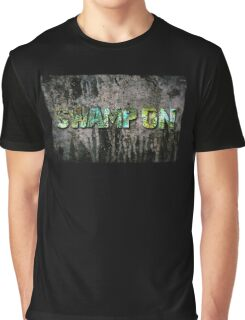 Swamp On Graphic T-Shirt