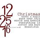 122516 Christmas by jegustavsen