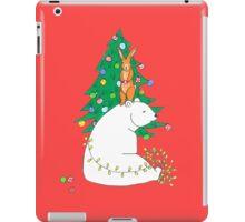 Christmas Bear iPad Case/Skin