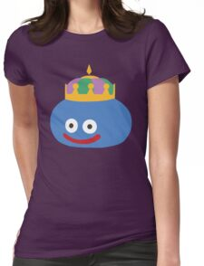 Royal Goo Womens Fitted T-Shirt