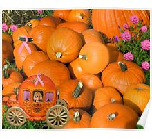 ╭∩╮( º.º )╭∩╮Ontario Pumpkins & Pumpkin Carriage ~ Raising Awareness ╭∩╮( º.º )╭∩╮  Poster