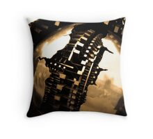 The Inner Core Throw Pillow