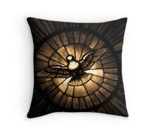 Saved! Throw Pillow