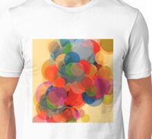 Abstract composition 452 Unisex T-Shirt