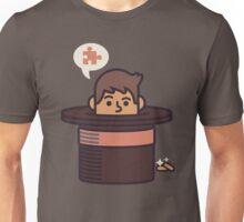 Puzzling Professor Unisex T-Shirt