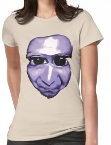 Ao Oni Womens Fitted T-Shirt