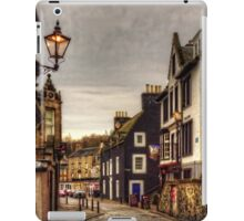 Black and White on the High Street iPad Case/Skin