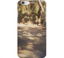 Lazy Sunday Afternoon iPhone Case/Skin