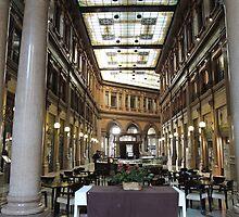 Roman Galleria by Alexandra Lavizzari