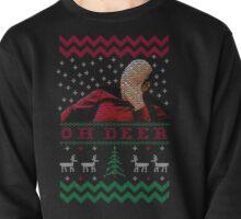 Star Trek - Captain Picard - Oh Deer Christmas Jumper Design Pullover