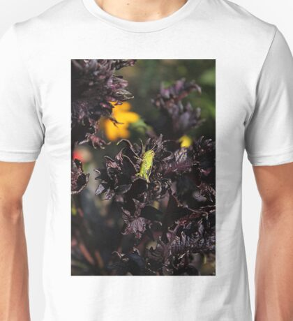 Resting in the flowers Unisex T-Shirt