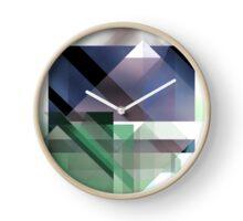 Abstract Geometric Landscape Clock
