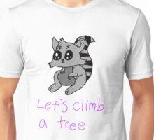 Let's climb a tree Unisex T-Shirt