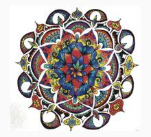 Mandala Bloom Kids Clothes