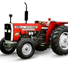 260 Massey Ferguson Dealers in Angola by Tractor