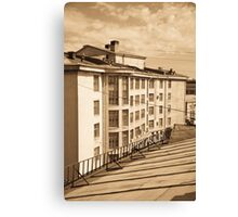 Old building. Canvas Print