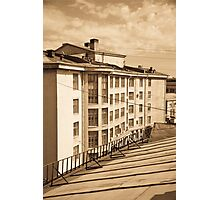 Old building. Photographic Print