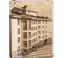 Old building. iPad Case/Skin