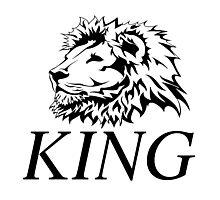 Lion King Photographic Print