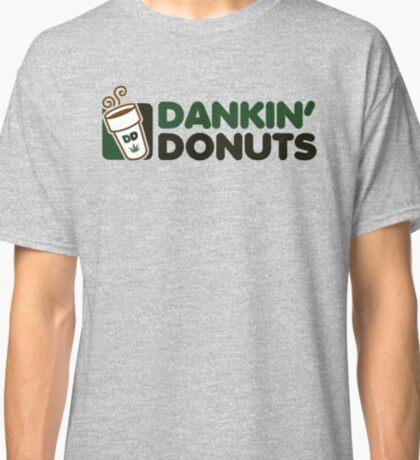 Dankin' Donuts Logo Classic T-Shirt