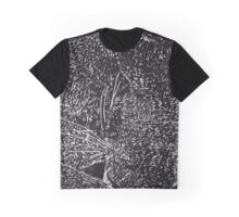 Cat Fur Graphic T-Shirt