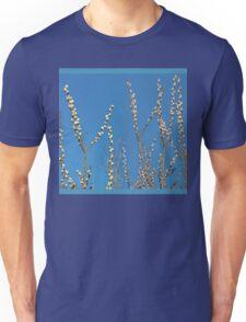 Blue Willow Sky Unisex T-Shirt